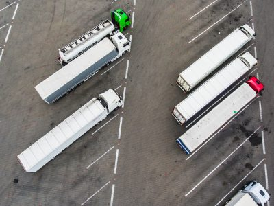 Ограничения движения для грузовиков в Дании