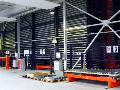 Logistics 4.0 in practice. Automation helped reduce the warehouse area by 60 percent