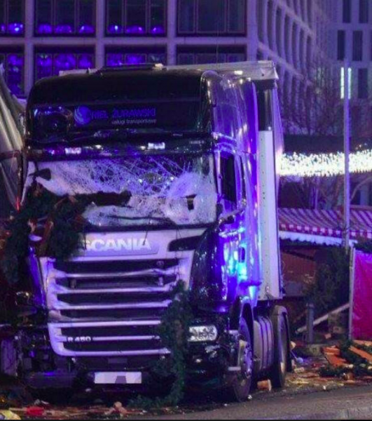 Transportista polaco suspende la solicitud de indemnización de Alemania. Han pasado dos años desde e