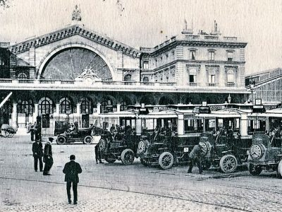Az áruszállítás története 28. rész – arról, hogy az autóbuszos szállítás milyen gyorsan hódította meg a közlekedést