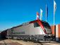 Trenurile ultra-rapide de marfă fac o concurență serioasă camioanelor