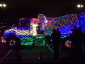Over 30,000 LED lights made a Christmas miracle of … concrete mixer
