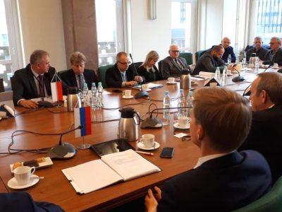 Pula zezwoleń dla przewoźników z Polski i Rosji na 2019 r. ustalona