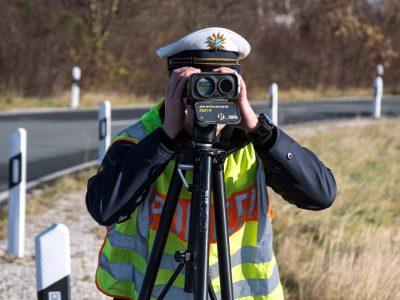 Bírságok Németországban. A sebességtúllépésért a teherautóvezetőket nem csak pénzbírság fenyegeti