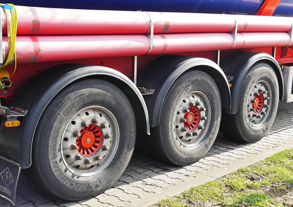 Prohibiciones de tráfico de camiones en Alemania en 2019