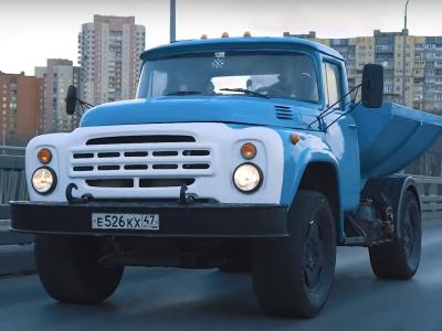 Sehen Sie, was der Hybrid des russischen ZIL und des BMW X5M leisten kann [ Video ]