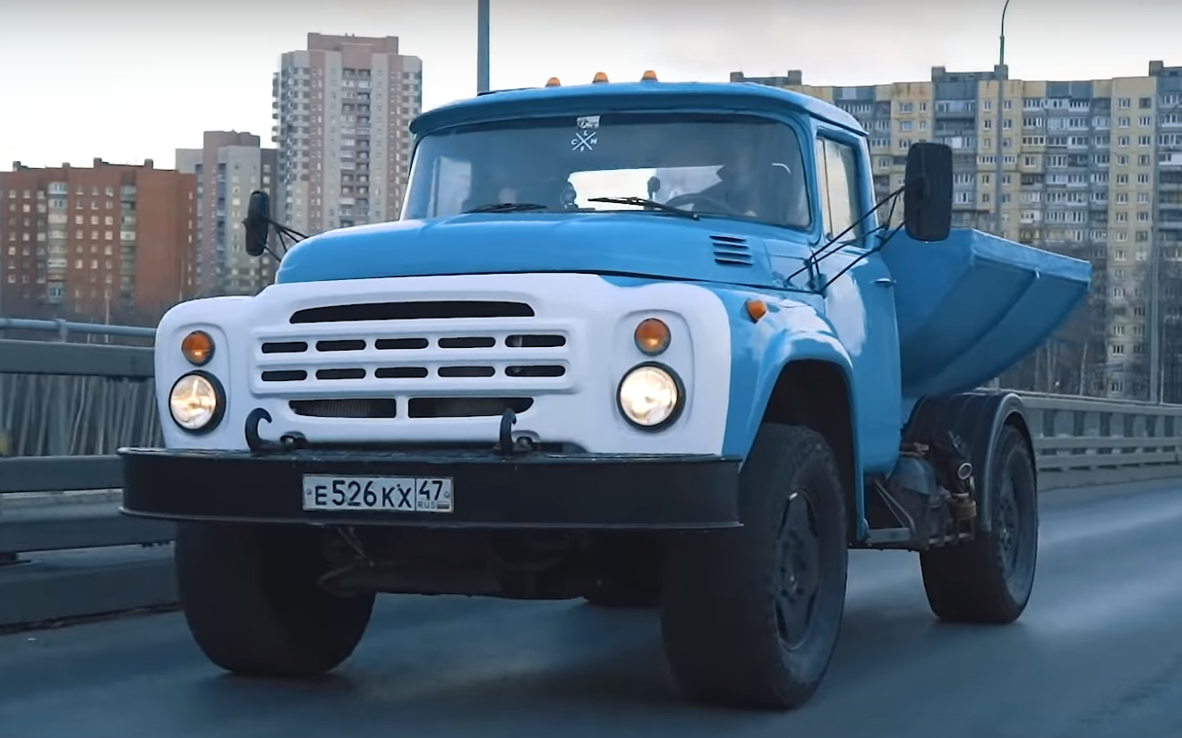 See what the hybrid of the Russian ZiL and the BMW X5M can