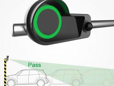 Sistema de advertencia medirá el vehículo y dará una señal si puede continuar. Gracias a ello, camiones no se atascarán bajo el viaducto