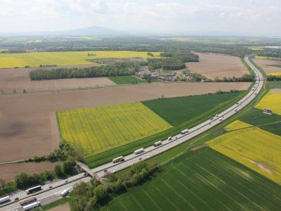 """""""Historyczne wydarzenie"""" dla A4. Ruszył przetarg na projekt budowy odcinka między Krzyżową a Wrocławiem"""