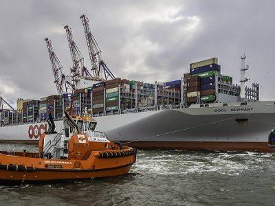 Do Portu Gdańsk wpłyną większe statki. Taki będzie efekt modernizacji jednego z torów wodnych