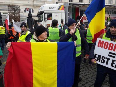 """UNTRR: """"Soarta Pachetului Mobilitate 1 rămâne incertă și extrem de periculoasă pentru transportatorii români și est-europeni"""""""