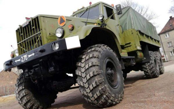 Zbliża się finał WOŚP. Wylicytuj przejażdżkę wojskową ciężarówką