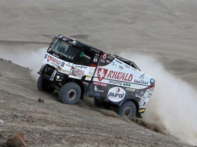 41. edycja rajdu Dakar rusza już jutro. Wśród uczestników jest 78-letni kierowca ciężarówki