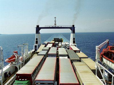 Derogarea privind repausul pentru îmbarcarea/debarcarea de pe un tren sau feribot