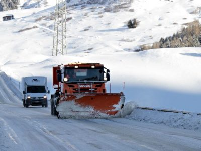 Police in Tyrol remind of snow chains