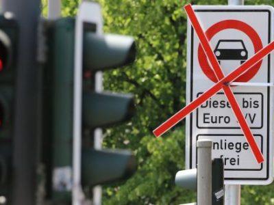 """Germania: Restricțiile aplicate vehiculelor diesel în zonele urbane au avut un impact """"neglijabil"""""""
