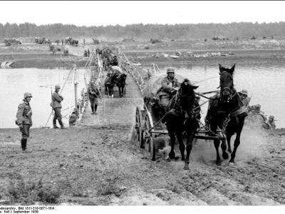 Historia transportu – odc. 51. Na początku II wojny światowej ciężarówki były dla wojska wciąż kosztownym sprzętem