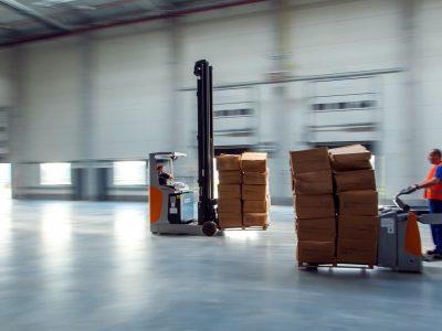 Logistyka 4.0 w praktyce. Pierwszy w Polsce automatyczny odczyt etykiet w magazynie sprzężony z WMS