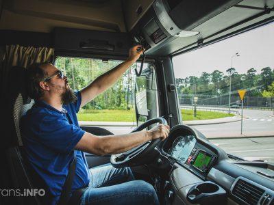 Geros naujienos vežėjams. Vairuotojo socialinis draudimas liks darbdavio šalyje