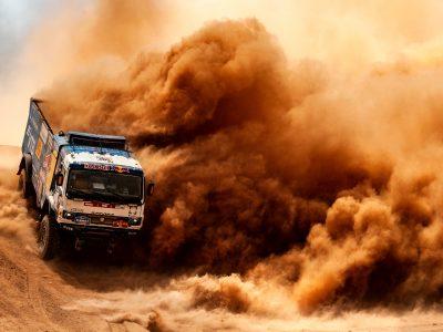 Felsen, Steine, Sand. Fotorückblick von der Rallye Dakar