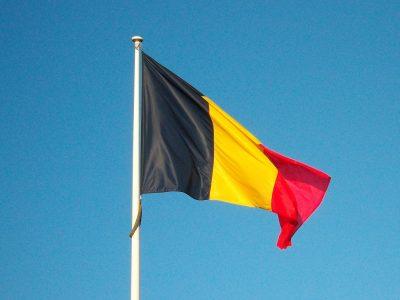 Belgische Gewerkschaften blockieren die Landesgrenzen