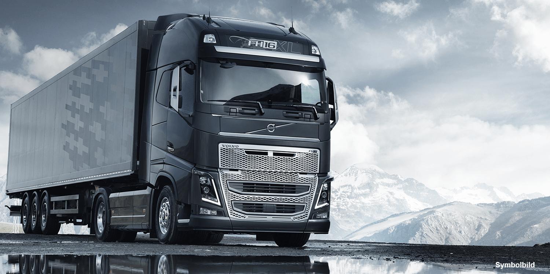 Cum sunt făcute camioanele Volvo?