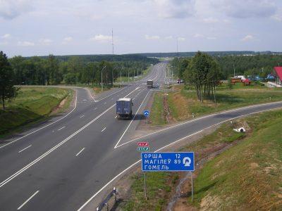 82 проц. общего транзита Беларуси составляют товары по маршруту ЕС-Россия