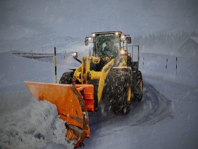 Zimowe utrudnienia na drogach Francji i Hiszpanii. Zachowajcie szczególną ostrożność