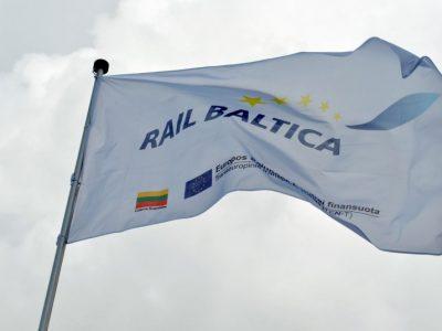 "Lietuva svarsto ""Rail Baltica"" tiesti viena"