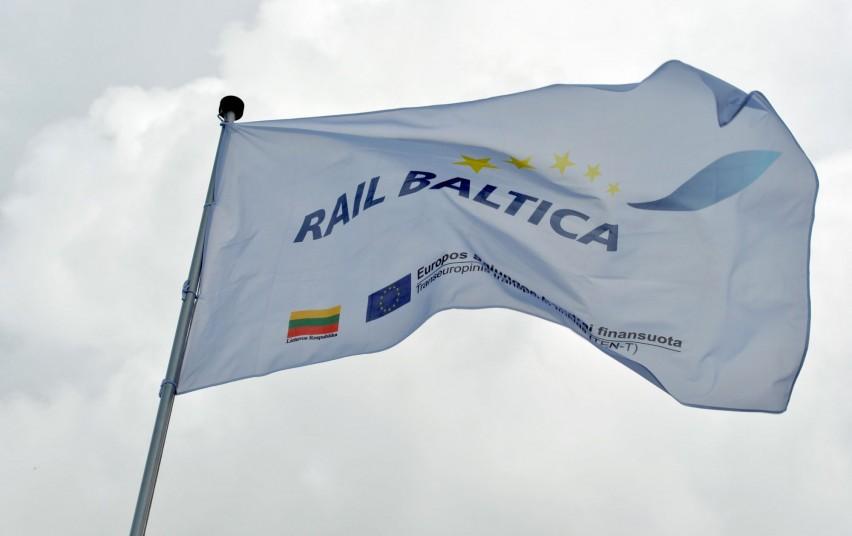 """""""Rail Baltica"""" elektrifikavimo projektą už 23 mln. Eur rengs trijų įmonių konsorciumas"""