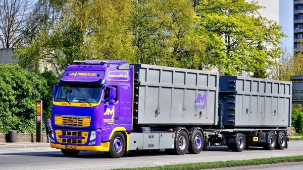 Ultradługie ciężarówki wkrótce zostaną dopuszczone do ruchu w Finlandii