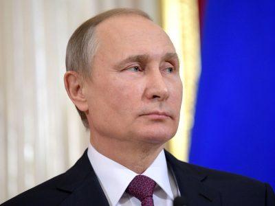 Путин продлил до середины 2019 г спецмеры контроля за транзитными грузами, следующими с Украины в Казахстан транзитом через РФ