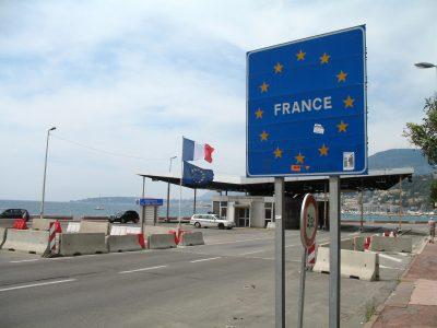 Naujas pažymėjimas Prancūzijos sieną kertantiems vairuotojams