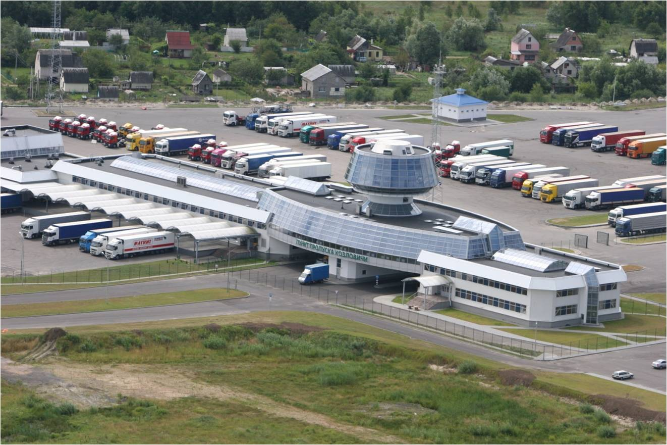 Nowe uprawnienia białoruskich celników. Mogą pełnić funkcję straży granicznej i kontrolować ciężarówki