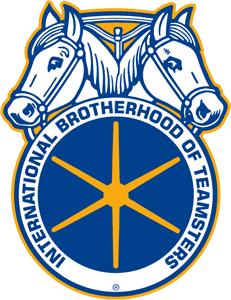 Logo der amerikanischen Kraftfahrergewerkschaft