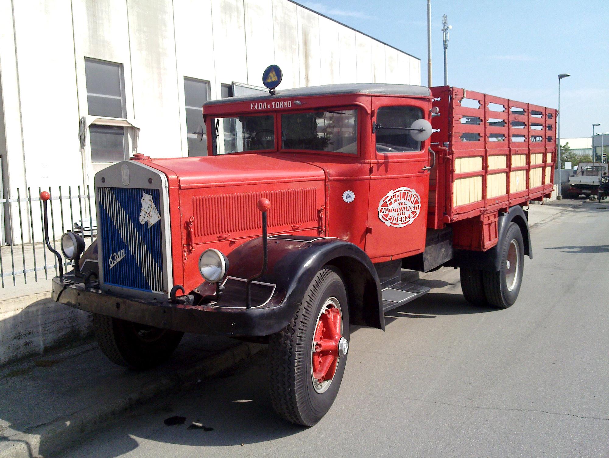 Historia transportu – odc. 48. Mimo podatków, prawie 100 lat temu inwestycja w ciężarówkę zwracała się szybko