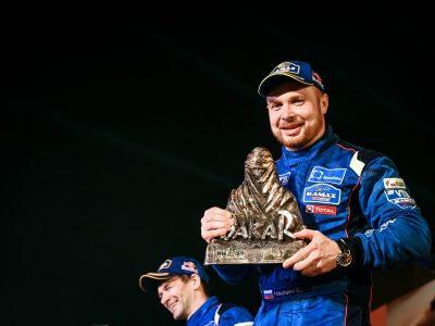 41-asis Dakaras baigėsi. Rusai ir vėl parodė savo talentą