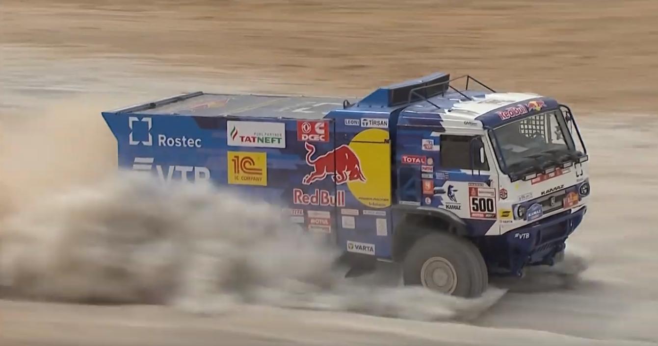 Zacięta rywalizacja w rajdzie Dakar. Tak wyglądał czwarty etap wyścigu