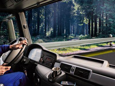 Sistemele de camere video pentru cabină – între siguranță și intruziune