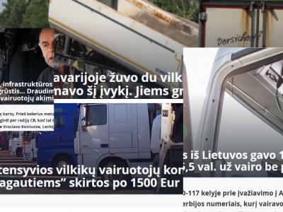 Trans.INFO populiariausių straipsnių TOP 10. Ką labiausiai skaitė Lietuvos transporto sektoriaus dalyviai 2018 m.?
