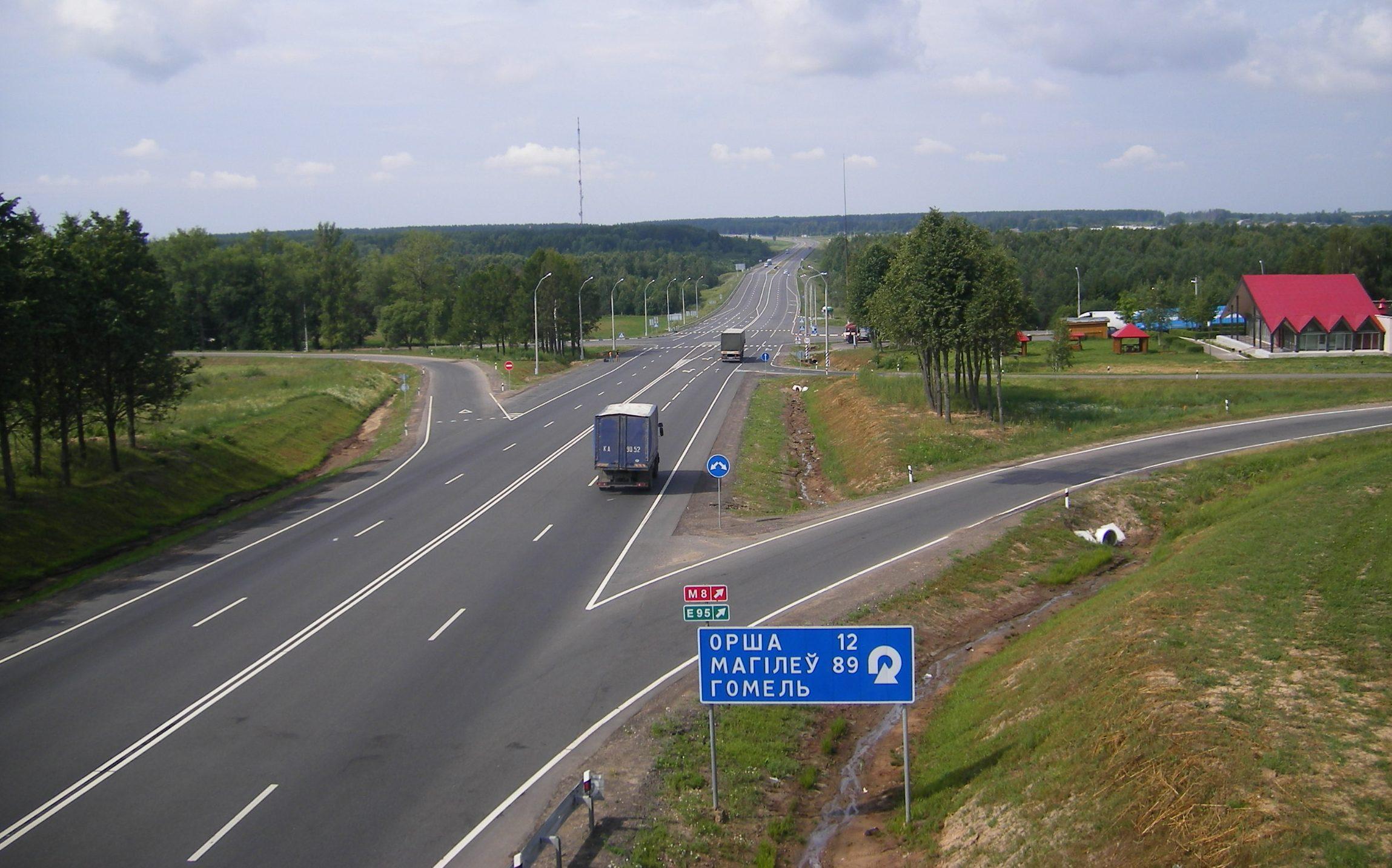 Pavasario ir vasaros eismo apribojimai Baltarusijoje 2021 m.