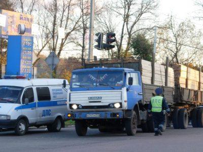 В Москве с 14 января изменился график передвижения грузовиков