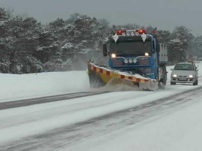 Alertă de trafic: În Olanda, Austria și Grecia a fost instituit Cod rosu de zăpadă și viscol