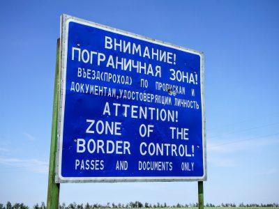 Papildomi sunkvežimių patikrinimai už Rusijos sienos kirtimo punktų