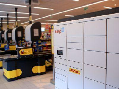 Automaty paczkowe przy Biedronkach. Tak duński operator chce usprawnić obsługę ostatniej mili