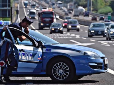 Włoska policja bez litości. Surowy mandat i unieruchomienie ciężarówki na trzy miesiące za nielegalne urządzenie w pojeździe