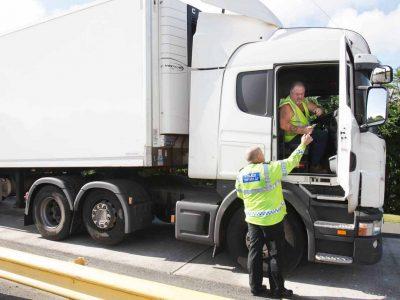 """TISPOL anunță debutul Operațiunii de control """"Bus & Truck"""""""
