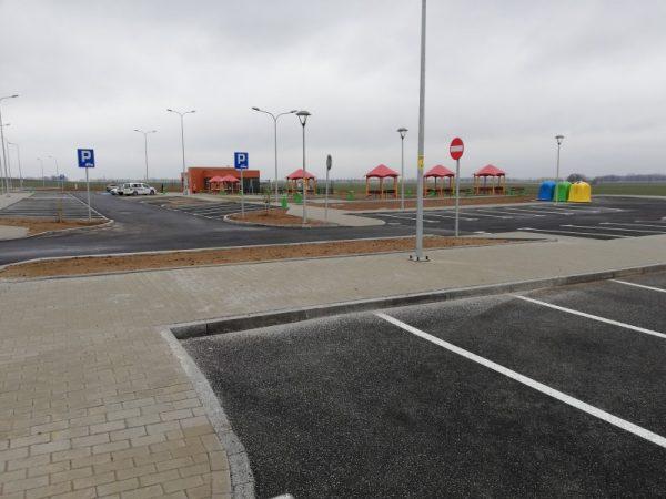 Dwa Miejsca Obsługi Podróżnych powstały przy drodze ekspresowej S3 w rejonie Jawora na Dolnym Śląsku
