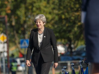 May is ready to postpone Brexit. She offered MPs a vote on a delay