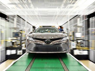 Логистика и промышленность 4.0 на практике, то есть, как Тойота поднимает оптимизацию на более высокий уровень
